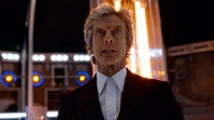 Primer vistazo a Peter Capaldi en el Escuadrón Suicida de James Gunn