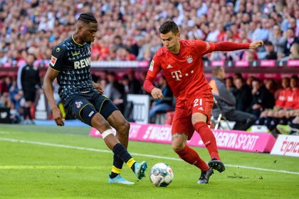 """El Bayern, """"irritado"""" por la convocatoria del lesionado Lucas Hernández con Francia"""