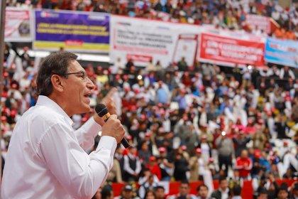 Perú.- Vizcarra asegura que acatará cualquier fallo del TC y ofrece diálogo al Congreso