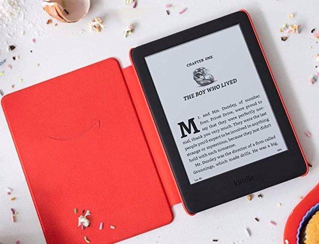 Amazon presenta el Kindle Kids Edition, una versión de su libro electrónico para