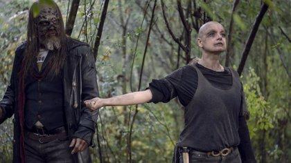 The Walking Dead revela el origen de Alpha y Beta en el 10x02