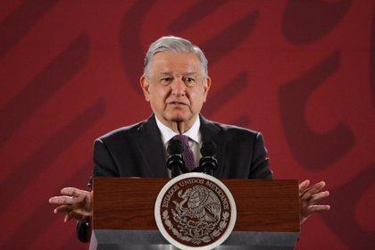 """México.- López Obrador asegura que la dimisión del magistrado del Supremo no es una """"venganza política"""""""