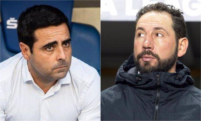 AMP.- Fútbol.- El RCD Espanyol cesa a David Gallego y apuesta por Pablo Machín