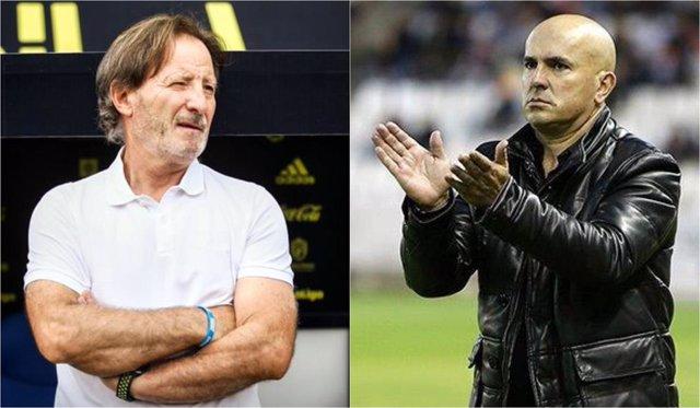 AMP.- Fútbol.- El Deportivo destituye a Juan Antonio Anquela y apuesta por Luis