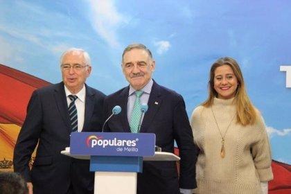 PP, PSOE y CPM repiten a sus candidatos en Melilla y Cs y Vox cambian