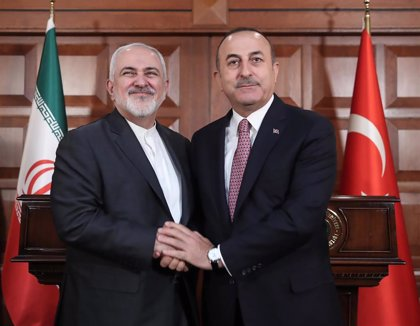 "Siria.- Turquía asegura a Irán que su intervención en Siria es ""temporal"""
