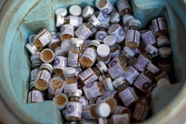 Vacunas contra el cólera.