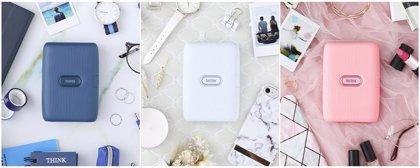Portaltic.-Impresión de fotogramas y decoración con marcos y collage con la nueva impresora compacta para smartphones de Fujifilm