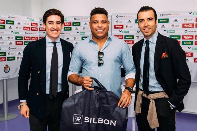 La firma cordobesa Silbon vestirá durante esta temporada al equipo del Real Valladolid Club de Fútbol