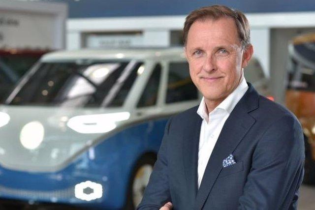 Thomas Sedra, presidente del consejo de administración de  Volkswagen Vehículos Comerciales