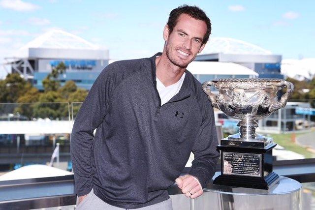 El escocés Andy Murray reaparecerá en un 'grande' en Australia en 2020
