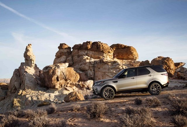 Nuevo Land Rover Discovery