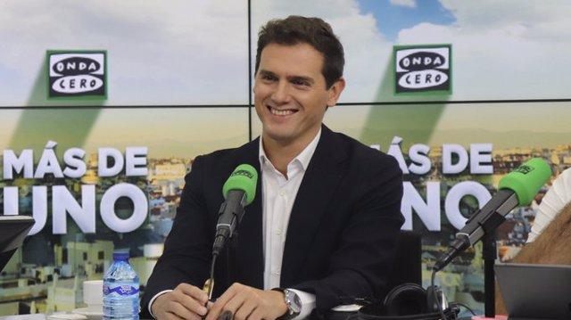 Entrevista al líder de Ciudadanos, Albert Rivera