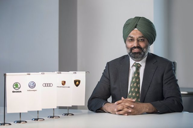 .Gurpratap Boparai, Director Gerente De Skoda Auto Volkswagen India Private Limited