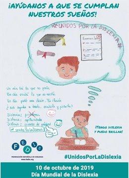 Día Mundial de la Dislexia.