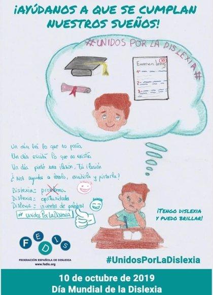 España se ilumina por el Día Mundial de la Dislexia