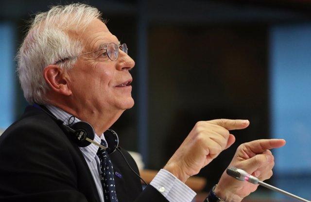 UE.- Borrell pasa el examen en la Eurocámara para convertirse en el jefe de la diplomacia europea