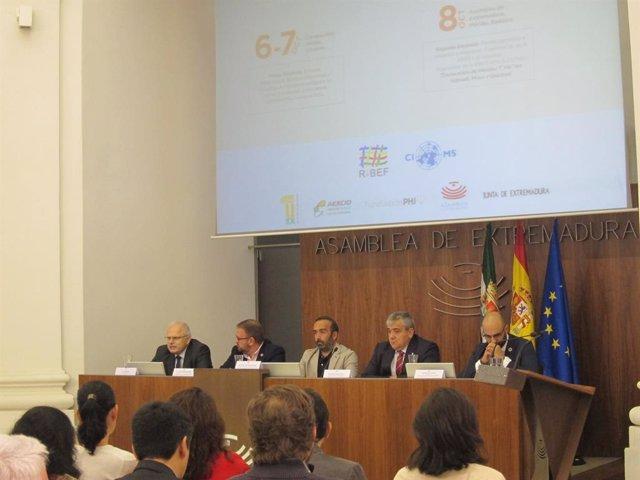 Varias entidades se comprometen en Mérida a trabajar en la salud de las poblacio