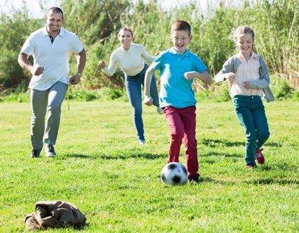 La actividad física mejora la regulación cardíaca en los niños