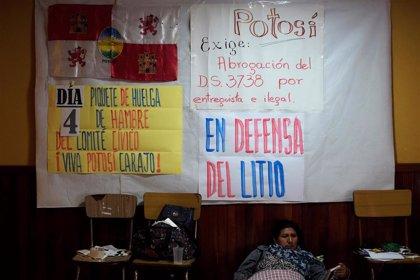 Bolivia.- Movilización en Bolivia contra un acuerdo con empresas extranjeras para la explotación de litio