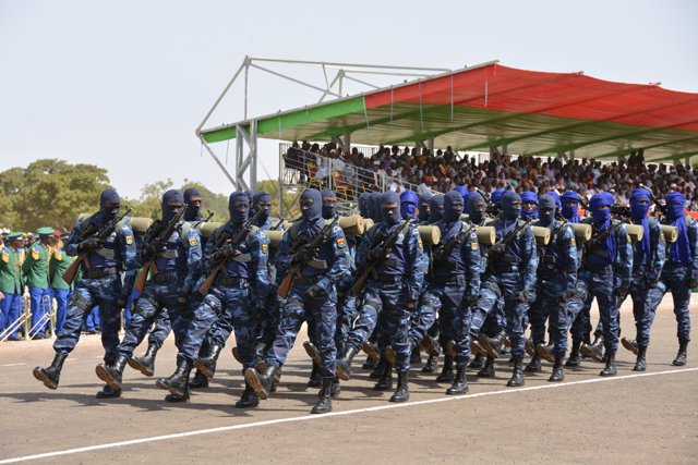 Burkina Faso.- Al menos 39 terroristas muertos tras un ataque contra gendarmes e