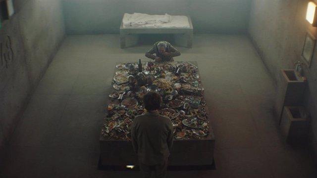 Fotograma del film 'El Hoyo'.