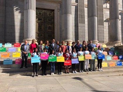 Plan Internacional reclama medidas contra la desigualdad desde la infancia