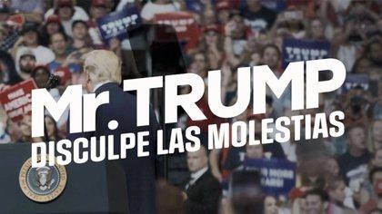 Atresplayer Premium estrenará 'Mr. Trump, disculpe las molestias', el documental de Jordi Évole en Estados Unidos