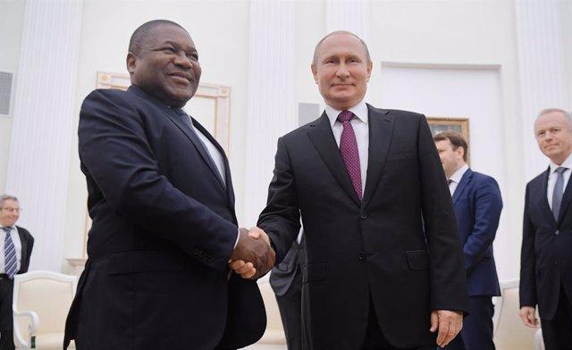 Mozambique.- El Kremlin niega la presencia de militares rusos en el norte de Moz
