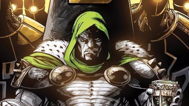 Doctor Doom en los cómics de Marvel