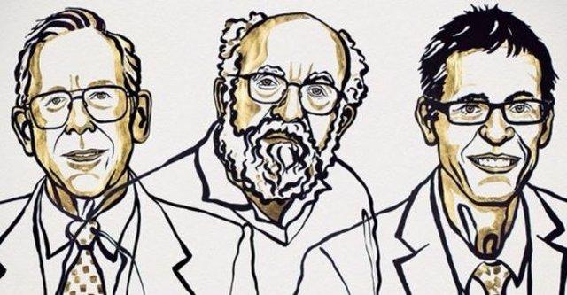 Guanyadors del Nobel de Física 2019. Peebles, Mayor i Queloz