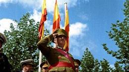 DMAX lleva a la pantalla la vida de Franco en una miniserie documental con imágenes en color