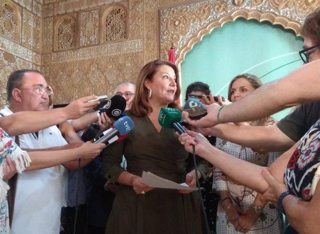 Almería.-La Junta inspecciona 126 de las 229 explotaciones agrarias dañadas por