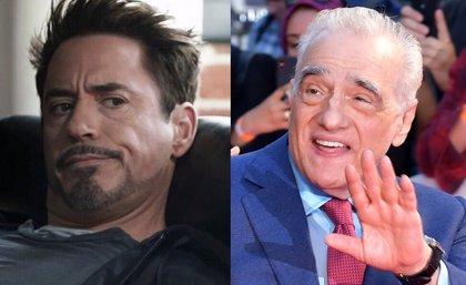 """Robert Downey Jr responde a las críticas de Scorsese a Marvel: """"No me ofende porque no tiene sentido"""""""
