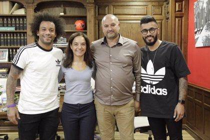 Getafe acoge la tercera edición de 'School 12', la escuela formativa de Marcelo y Caio