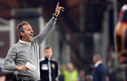 El AC Milan destituye a su técnico Marco Giampaolo tras cuatro meses en el cargo