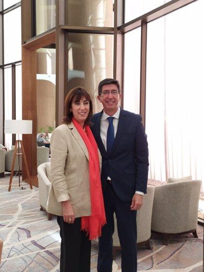 La Junta desarrollará acciones conjuntas con el Gobierno de Chile por el V Centenario de la I Vuelta al Mundo