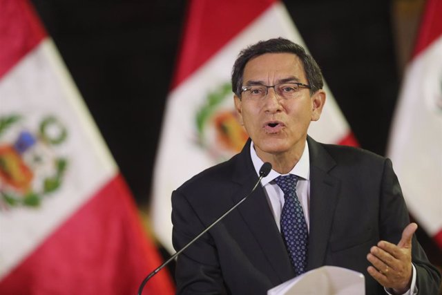 """Perú.- Vizcarra lamenta que Perú sea """"puesto a prueba"""" de nuevo y pide dejar atr"""