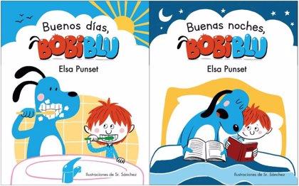 Bobiblú, los nuevos libros de Elsa Punset para entrenar las habilidades de niños de 2 a 5 años