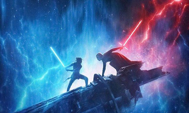 Cartel de Star Wars: The Rise of Skywalker