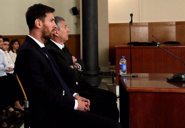 Leo Messi banquillo juicio Audiencia juzgado