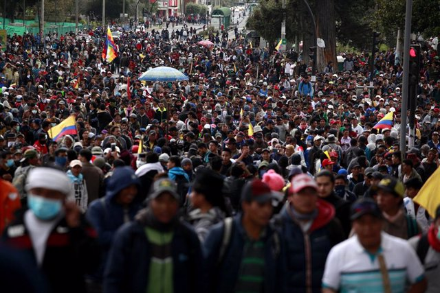 Ecuador.- Un juez de Ecuador envía a prisión a un diputado y un prefecto vincula