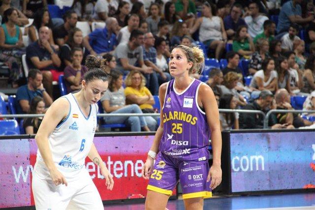 Liga Femenina de baloncesto