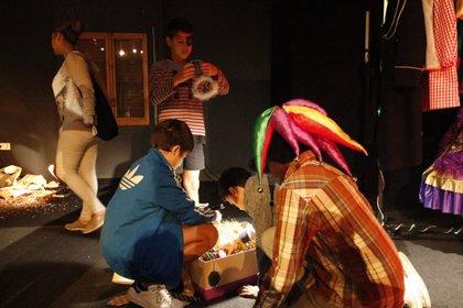 Temporada Alta presenta un muntatge de les escoles sobre Joan Brossa