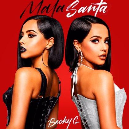 Becky G anuncia su primer álbum: 'MalaSanta'