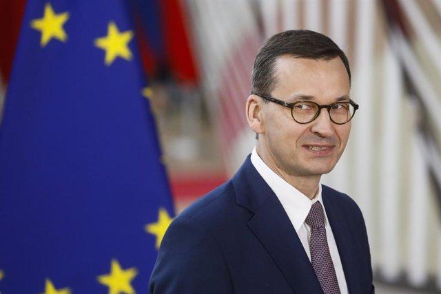 Polonia.- El partido gobernante en Polonia se juega la mayoría absoluta en las e