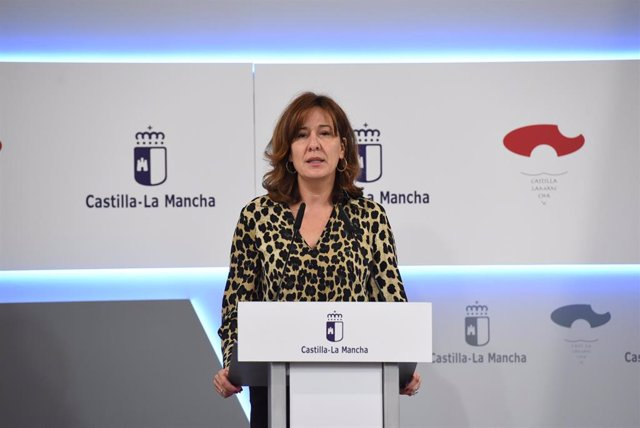 Rueda de prensa de la portavoz del Gobierno, Blanca Fernández.
