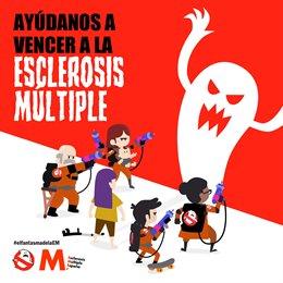 Cartel de la nueva campaña 'El fantasma de la EM'