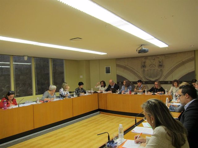 Comparecencia de la consejera de Agricultura, Eva Hita, para explicar los ejes de trabajo de su legislatura