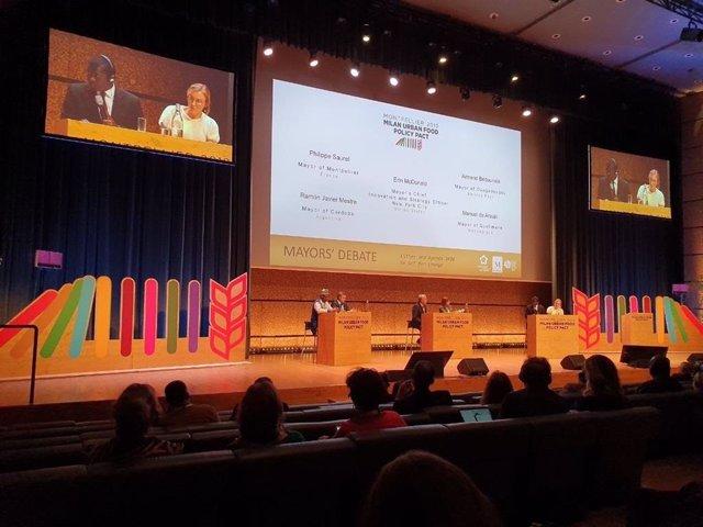 Trobada de les ciutats signants del 'Milan Urban Food Policy Pact' a Montpeller